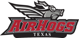Texas Airhogs Softball Logo